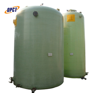 High quality Chemical FRP GRP Storage Tanks