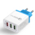 Quick Charge 3,0 Wand Ladegerät 3 Usb Power Adapter