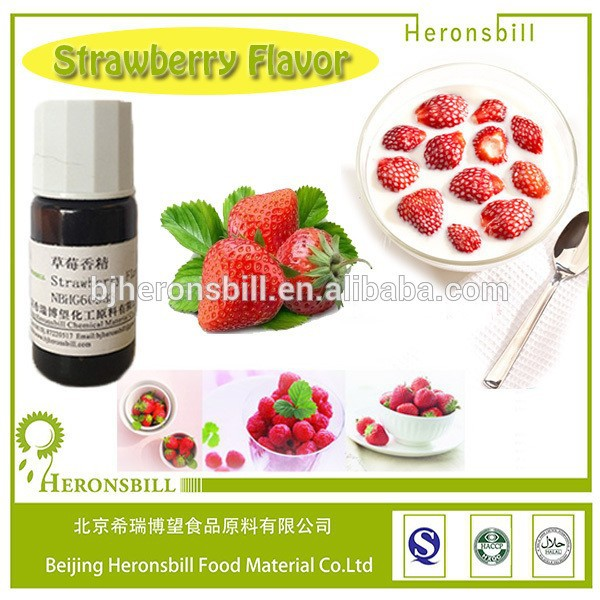 Natural fruit Strawberry Flavour