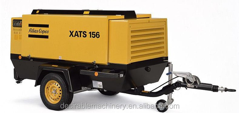 Atlas copco diesel portable fridge compressor <strong>scrap</strong> with high quality from China supplier
