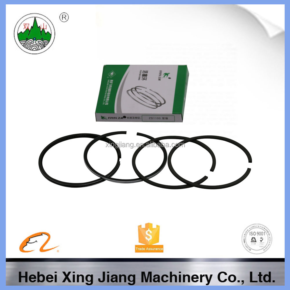 Producing Standard and Customized Copper/ Brass/ Iron piston ring