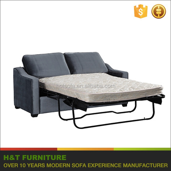 hotel furniture Cheap sofa cum bed cum sofa cama 2 seater sofa H636