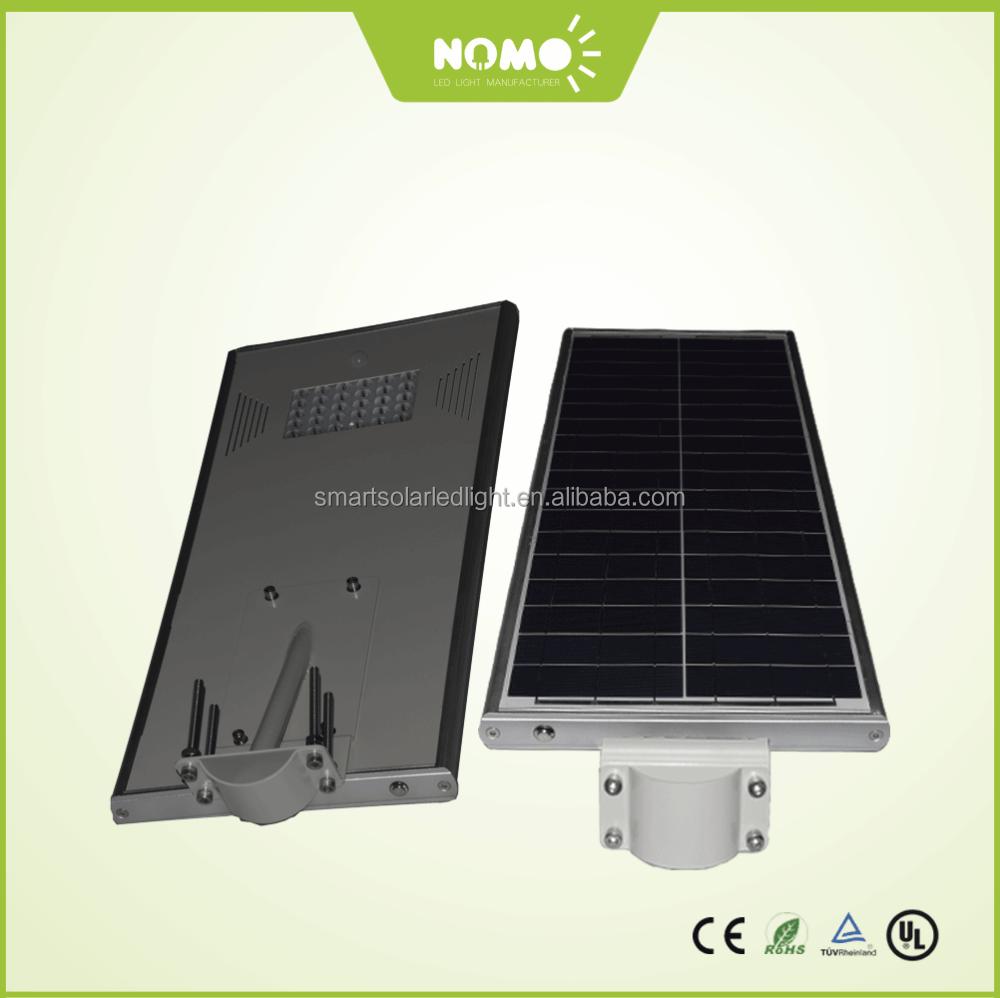 Solar Street Light Nomo Light 15w Outdoor Ip65 All In One Type ...