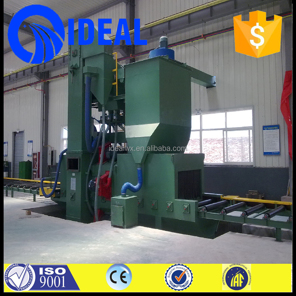 high-quality and Advanced technology shot blast cleaning machine