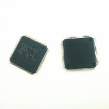 Arm Cortex-m4 Stm32 F4 Vi Điều Khiển Ic-bit 168 Mhz 1 Mb (1 M X 8) Flash  Lqfp (14x14) Stm32f407vgt6 Stm32f407 - Buy Stm32f407,Stm32f407