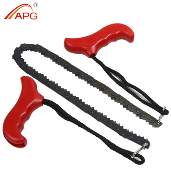 APG Camping Portable Folding Hand Cheap Chainsaw Saw