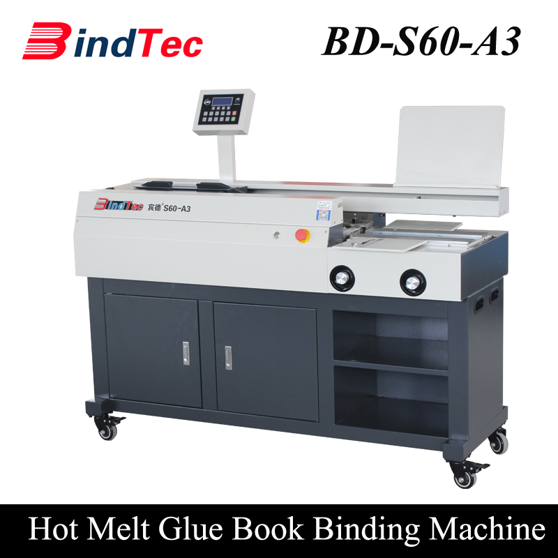 BD-S60-A3 Exercise Book Binding Making Machine Perfect
