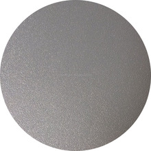 china shiny metallic semi-gloss silver powder coating manufacture