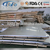 10mm stainless steel sheet 904L with hairline design