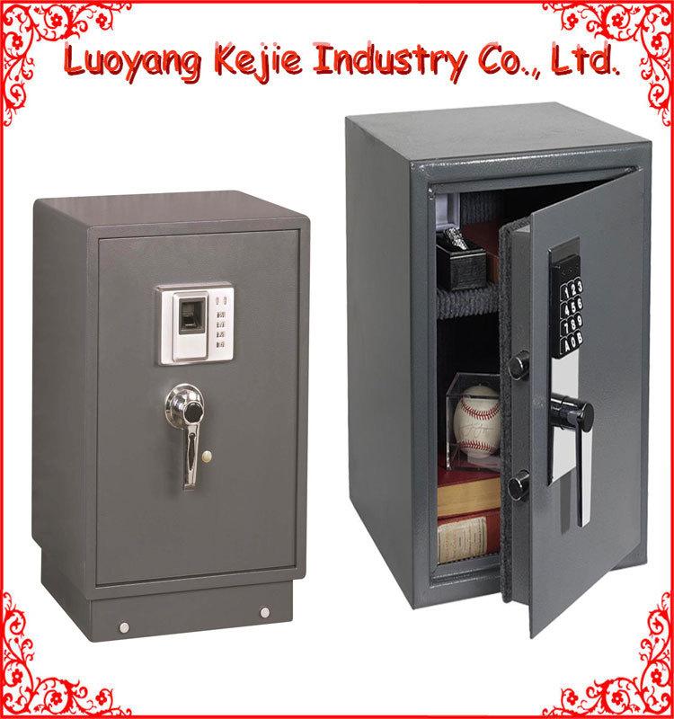 Heavy Duty Money Fireproof Safe Box/steel Wall Safe Deposit Box ...