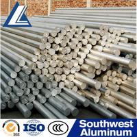 High Quality Aluminium 6063 T6 Bar From China Aluminum Company