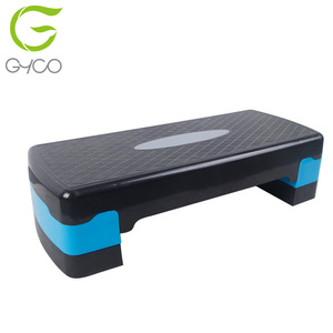 Fitness aerobic step wholesale, cheap aerobic step, adjustable exercise step