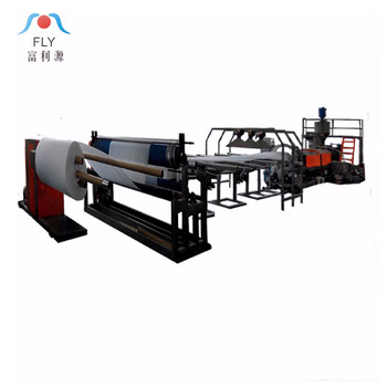 4-25MM FLY-220 High Quality EPE Foam Sheet Machine Manufacturer For China