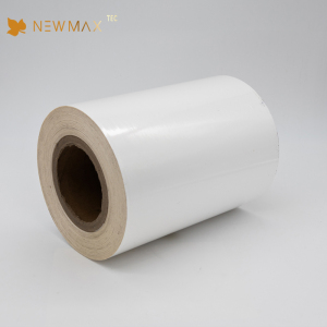 Factory direct sale PP material adhesive synthetic paper sticker label