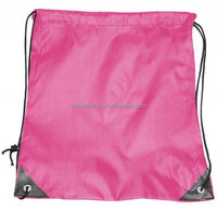 2014 Promotional Cinch Drawstring Backpack/String Rucksack Packs/Gym Cinch Bag