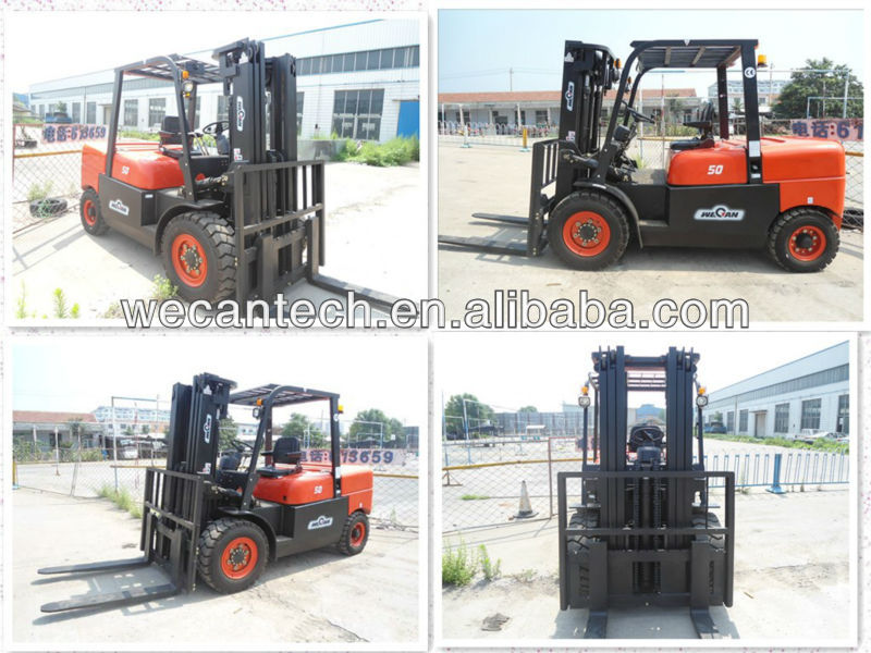 5ton used forklift for sale
