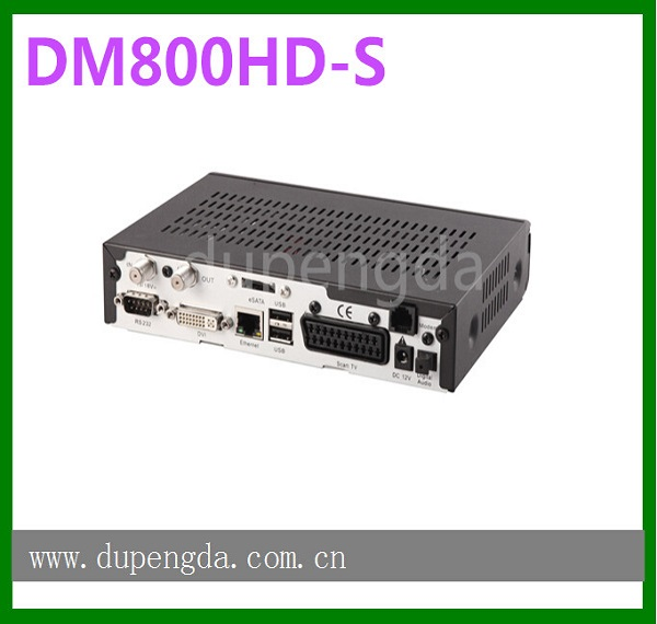 digital satfinder <strong>hd</strong> <strong>receiver</strong> dream box DM800HD-S