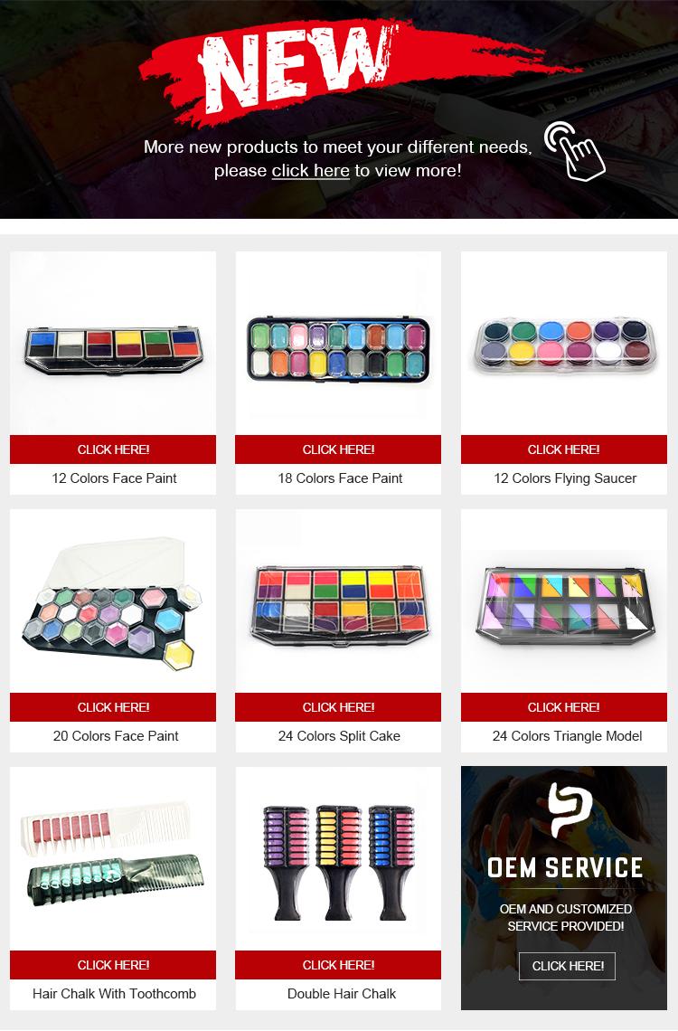 ฮาโลวีนโอกาสและสีสันสดใสภาพวาด stencils