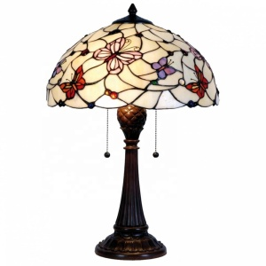 Simple Stained Glass New Design Tiffany Floor Lamps Warm Light In China