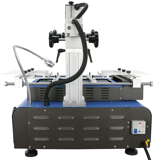 WDS580 repair machine