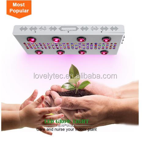 Discount price hot sell 600w 1000w hydroponic led grow lights for tomato growing