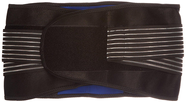 8b790f4f86c New Deluxe Neoprene Double Pull Lumbar Lower Back Support Brace Exercise  Belt(Xl (106