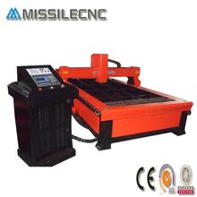 CHina best biggest manufacturer 1500*3000mm cheap cnc plasma cutting machine for Metal