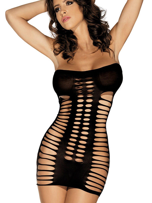 683c50b8df8 Buy MUSIC LEGS Women  39 s Seamless Pothole Tube Mini Dress in Cheap ...