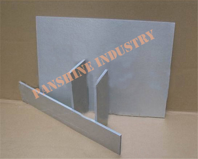 Insulation thick mica plate