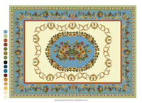 chinese silk carpet pictures of carpet tiles for flooring carpet of camel wool