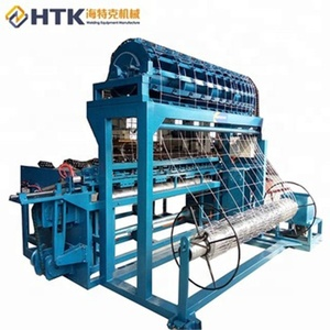 Hinge Joint Field Fence Machine Factory Price