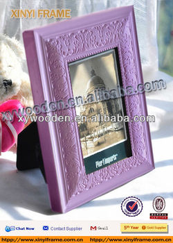 8*10 inch tabletop or wall-mount family photo frame