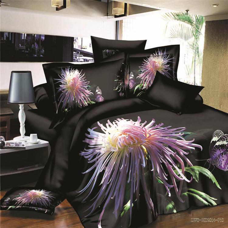3d Comforters Part - 30: Custom Digital Print Bedding 3d Effect Bedding Set