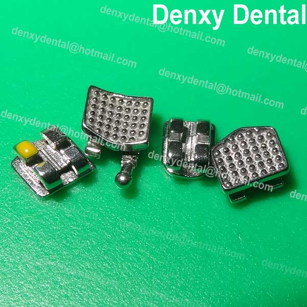 Dentis products roth orthodontic brackets 022 dental braces