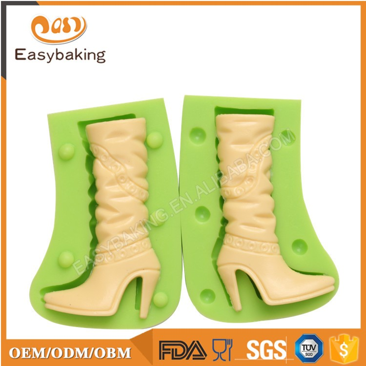 ES-1733 Fondant Mould Silicone Molds for Cake Decorating