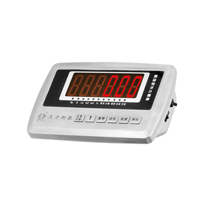 weighing scale indicator with big LED display