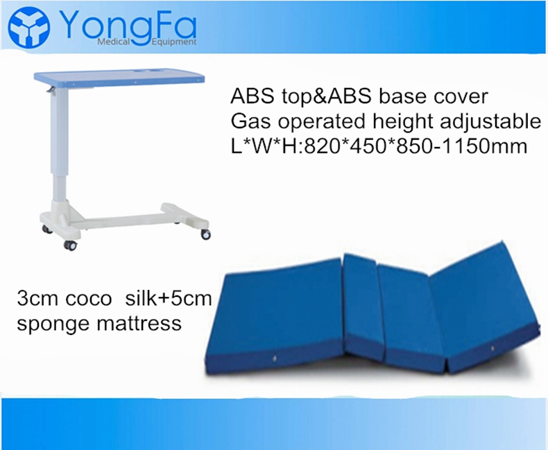 YFC261K(II) Two Function Hospital Manual  Bed