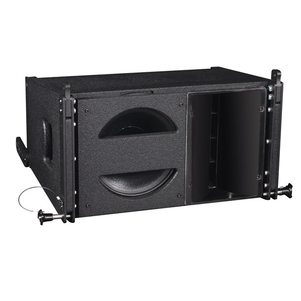 Vr10 Mini Powered Pa Speakers Active Line Array
