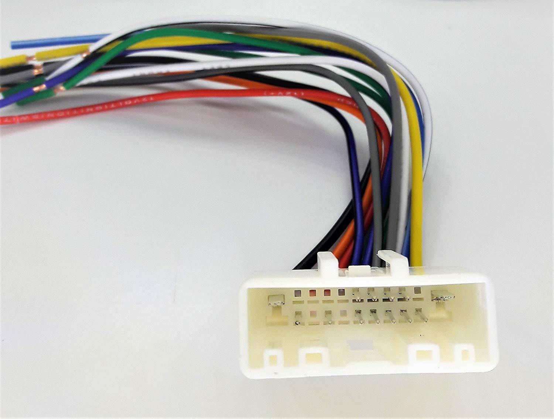 96 Nissan Pathfinder Radio Wiring
