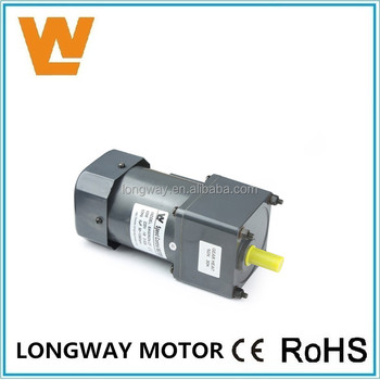 110v high torque low rpm ac gear motor 5rk60a1 brake ac for Low rpm ac electric motor