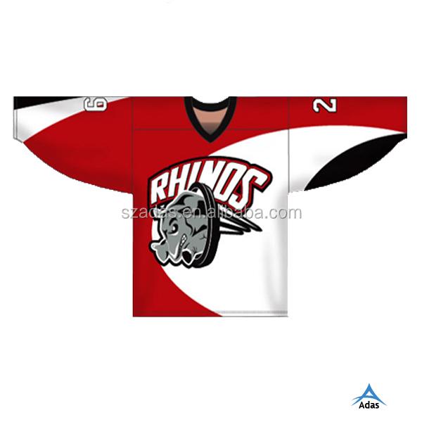 custom ice hockey jerseys