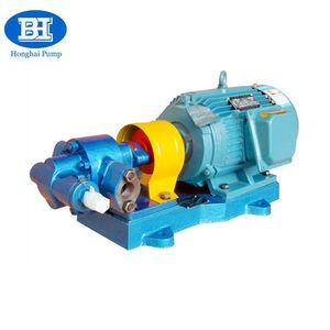 KCB series gear pumps for transfer lube oil