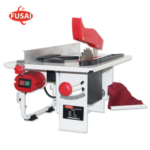 "Fusai 8"" Woodworking Table Saw Machine with dust collector for sale"
