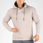 Mens Newest High Quality Custom Fleece Hemp Hoodie
