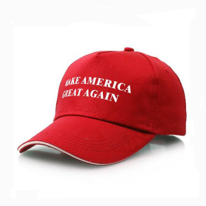 1be9c97f49b71 Donald Trump Hat Make America Great Again custom embroidery 5 panel Baseball  Cap and hat