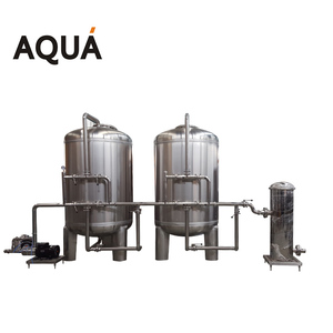 Fully Automatic Ro Water Desalination Machines Filter Unit