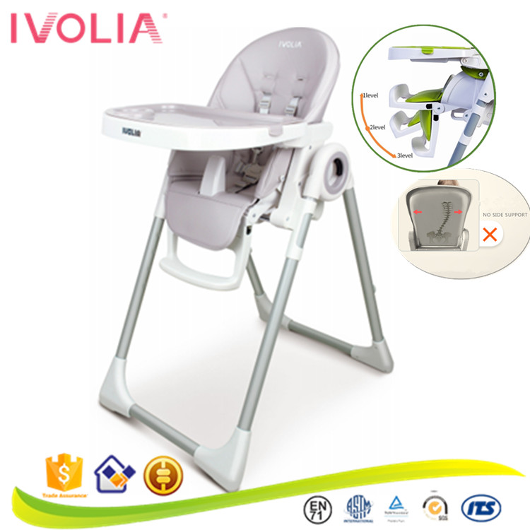 Ivolia Multi Function Baby Chair Foldable Kids Tables And Chairs High View Oem Product Details From
