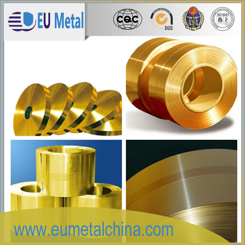C2600 Brass strip coil with brass price per kg in india