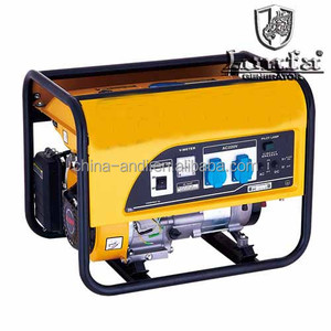 China LONFA Gasoline Generator 3000