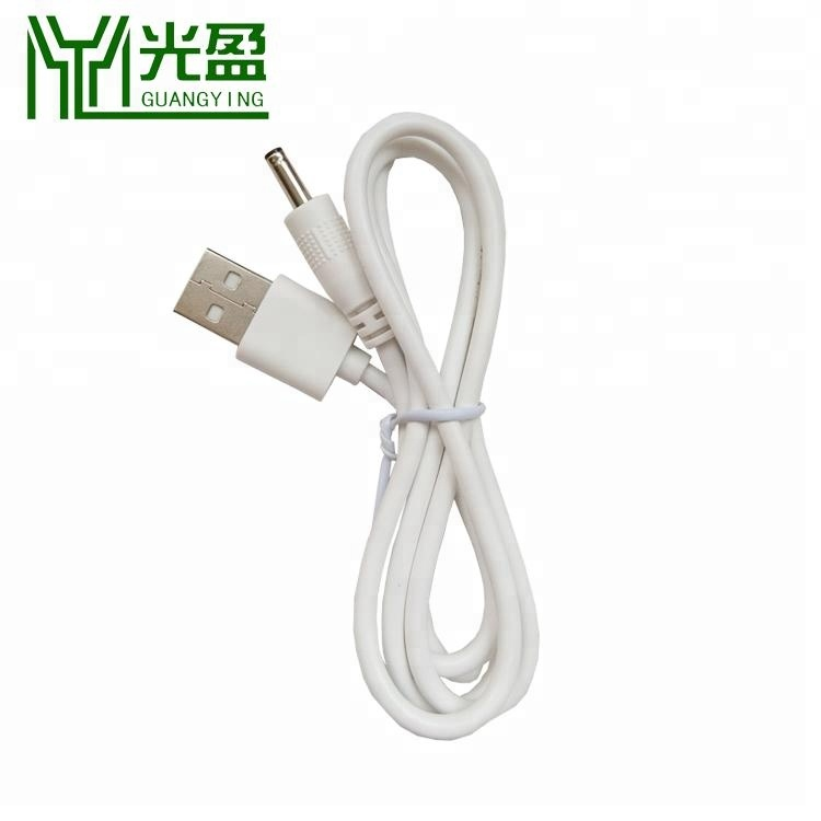 1m 12v Powered USB To DC Cable 5.5*2.1 For Tablet PC